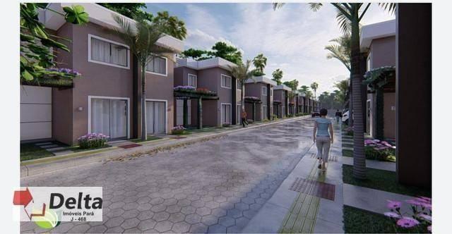 Casa com 2 dormitórios à venda, 80 m² por R$ 225.000,00 - Águas Lindas - Ananindeua/PA - Foto 4