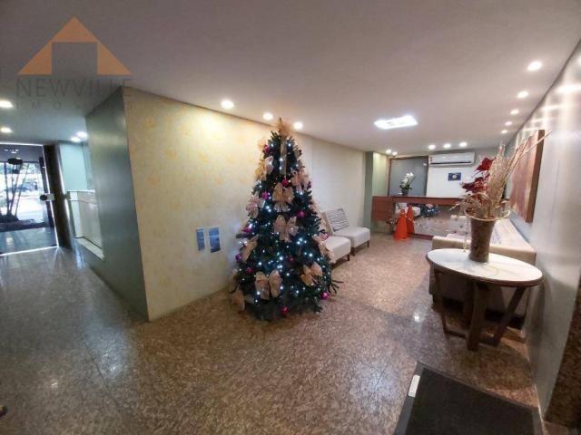 Apartamento com 1 quarto para alugar, 43 m² por R$ 1.599/mês - Boa Viagem - Recife/PE - Foto 10