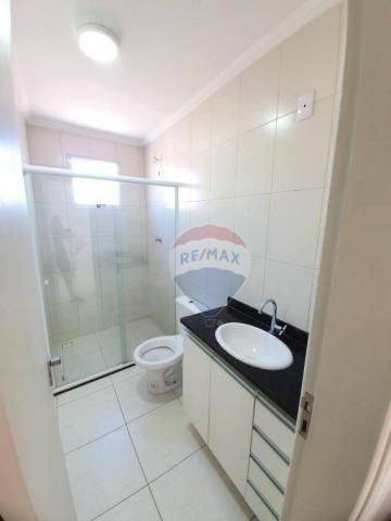 Apartamento com 2 dormitórios para alugar, 65 m² por R$ 1.296,00/mês - Jardim Bertioga - V - Foto 12