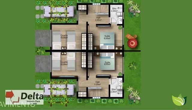 Casa com 2 dormitórios à venda, 80 m² por R$ 225.000,00 - Águas Lindas - Ananindeua/PA - Foto 8