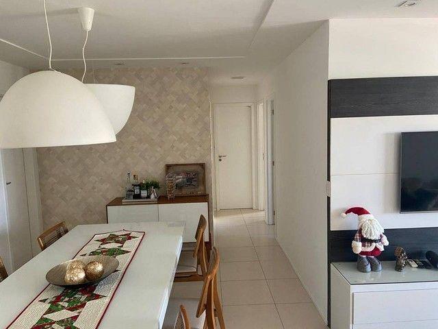 Apartamento para venda tem 116 metros quadrados com 3 quartos em Ponta D'Areia - São Luís  - Foto 7