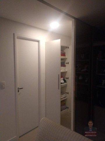 Apartamento no Mareés Residence Meireles com 2 dormitórios à venda, 73 m² por R$ 650.000 - - Foto 7