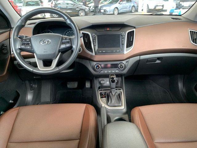 Hyundai Creta Prestige 2.0 2018 Revisado / Garantia de Fábrica / Aceito Trocas!!! - Foto 8