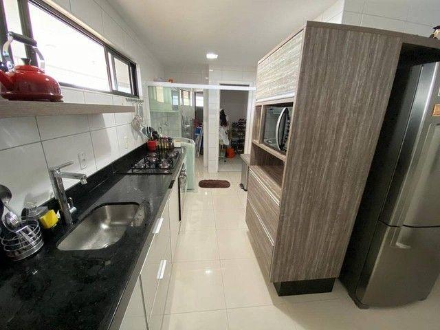 Apartamento para venda tem 116 metros quadrados com 3 quartos em Ponta D'Areia - São Luís  - Foto 10