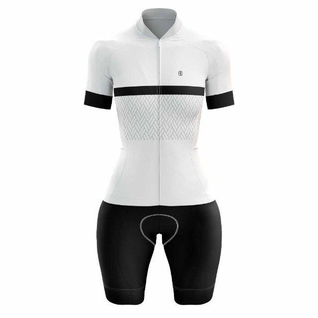 Macaquinho Ciclismo Feminino