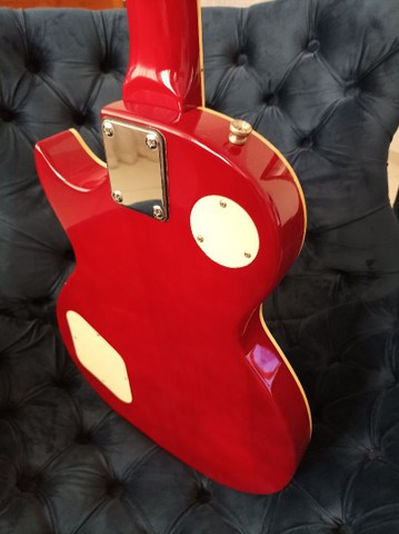 Guitarra Les Paul Strinberg CLP-79 super nova - Foto 6