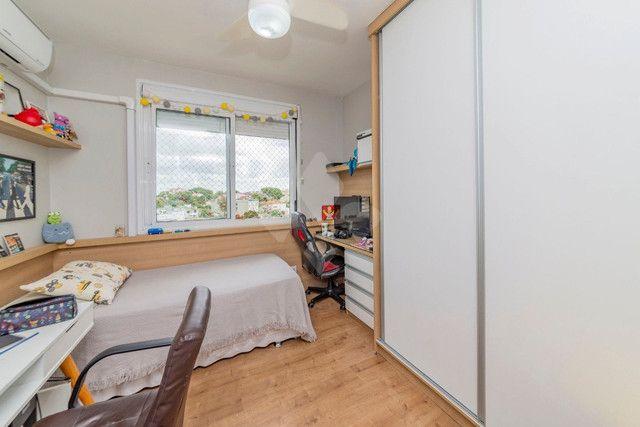 Apartamento à venda com 3 dormitórios em Jardim lindóia, Porto alegre cod:9268 - Foto 11