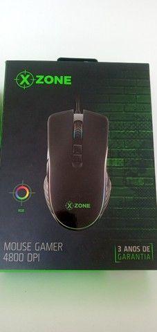 Teclado e Mouse Gamer X-Zone - Foto 2