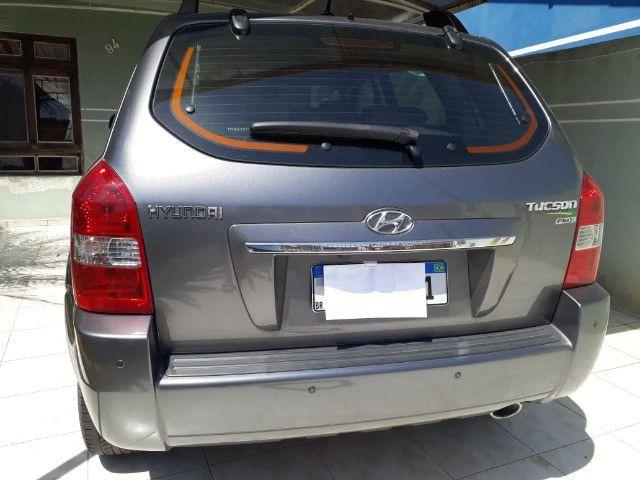 Hyundai Tucson 2.0 Flex 2017 - Foto 2