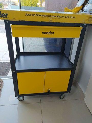Carrinho para ferramentas Vonder