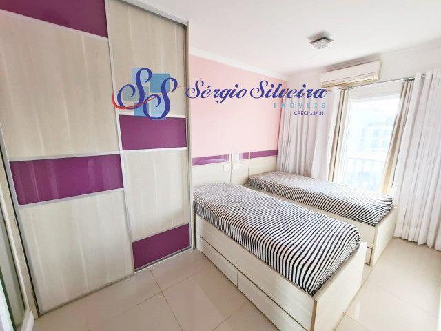 Apartamento no Porto das Dunas vista mar com 3 quartos pé na areia Beach living  - Foto 7
