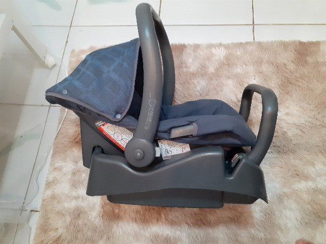Bebê conforto burigotto com base - Foto 2