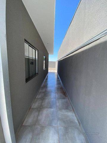 Casa com 2 dormitórios à venda, 56 m² por R$ 220.000,00 - Loteamento Madrid - Maringá/PR - Foto 3