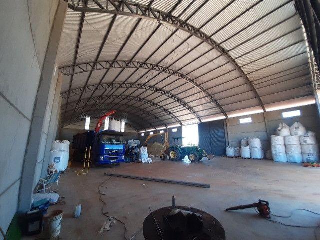 Pavilhão Armazém para Grãos 20 x 40m x 6,00m Pé Direito - Foto 5