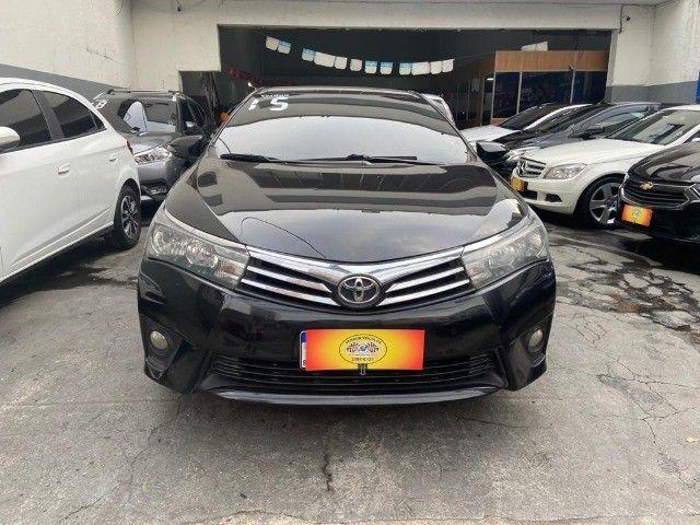 Toyota Corolla XEi 2.0 Aut + couro + gnv + multimídia - Valor real sem pegadinhas! - Foto 2