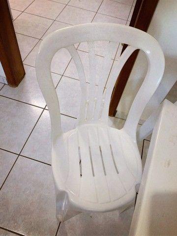 Cadeiras de Plástico  - Foto 3
