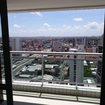 Ótimo apartamento no bairro de fátima, com 3 quartos sendo 2 suítes, armarios, blindex nos - Foto 16