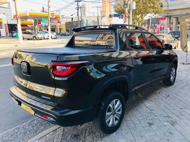 Fiat Toro 2019 1.8 16v Freedom Flex 4x2 Aut. 4p Impecável - Foto 7