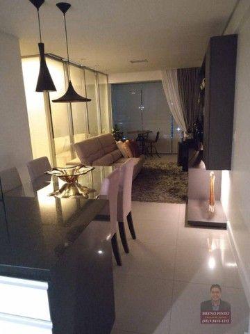 Apartamento no Mareés Residence Meireles com 2 dormitórios à venda, 73 m² por R$ 650.000 - - Foto 18