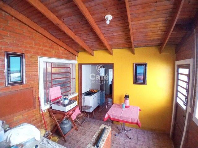 Ótima oportunidade, casa 3 dormitórios ampla garagem em bairro tranquilo! - Foto 7