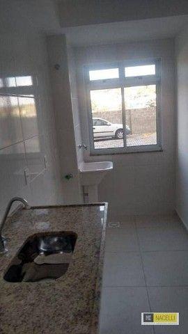 Apartamento com 2 dormitórios para alugar por R$ 750,00/mês - Agua Limpa - Volta Redonda/R - Foto 12