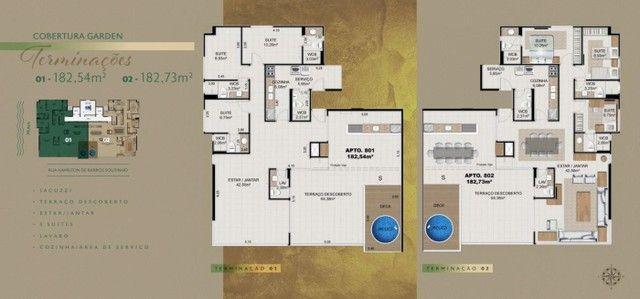 Cobertura para Venda em Maceió, Jatiúca, 3 dormitórios, 3 suítes, 5 banheiros, 3 vagas - Foto 15
