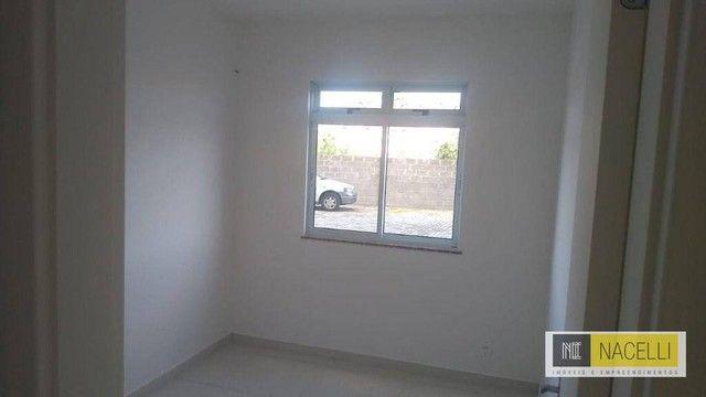 Apartamento com 2 dormitórios para alugar por R$ 750,00/mês - Agua Limpa - Volta Redonda/R - Foto 6