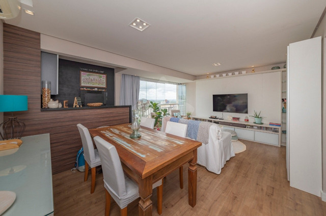 Apartamento à venda com 3 dormitórios em Jardim lindóia, Porto alegre cod:9268 - Foto 6