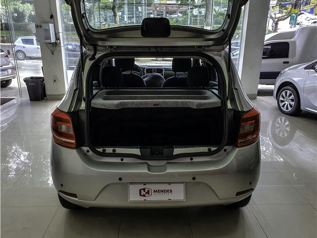 Renault Sandero 2019 1.0 12v sce flex expression manual - Foto 8