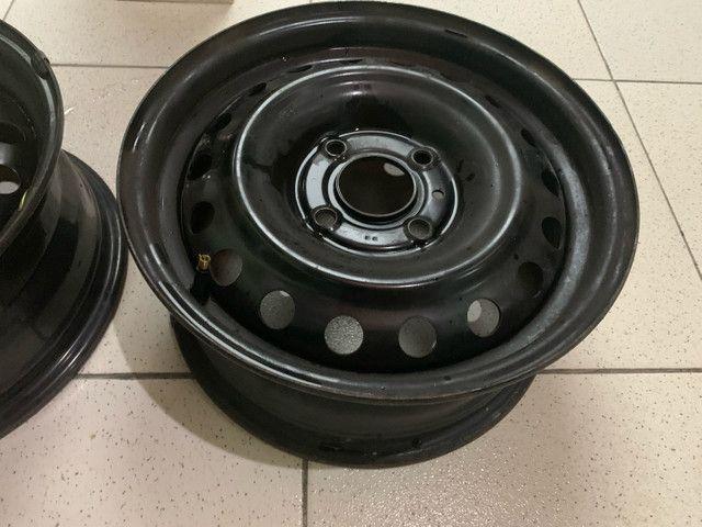 "Roda Aro 15"" Nissan Sentra (Unidade) - Foto 2"