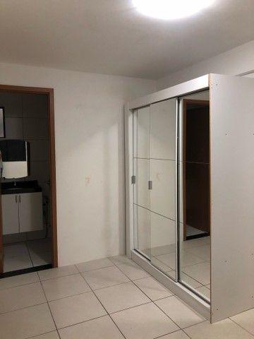 Alugo apartamento 2/4 semi mobiliado Ib gatto farol - Foto 3