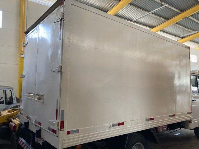 Caminhão mb608 câmara fria  - Foto 2