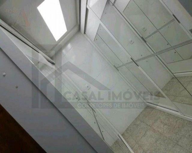CASAL IMÓVEIS VENDE ED PALAIS ROYAL COBERTURA DUPLEX 5 SUÍTES PISCINA PRIVATIVA + 3 VGS - Foto 8