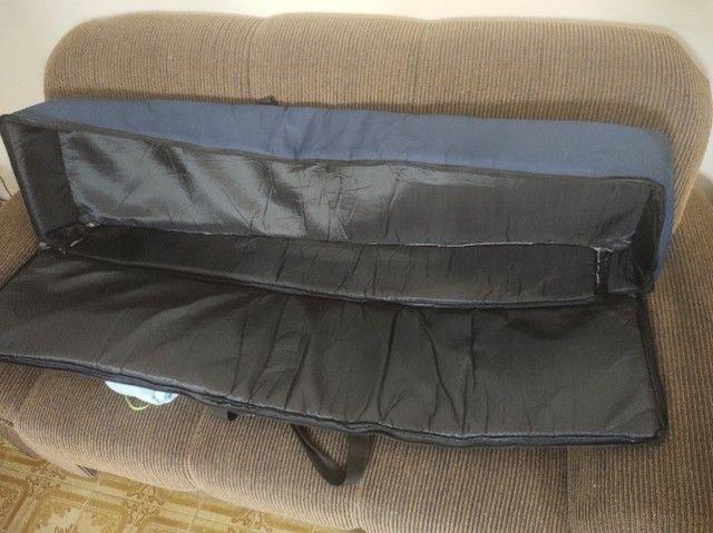 Piano Casio Privia PX5-S completo. Teclado Sintetizador. Impecável. Sem marcas de uso. - Foto 5