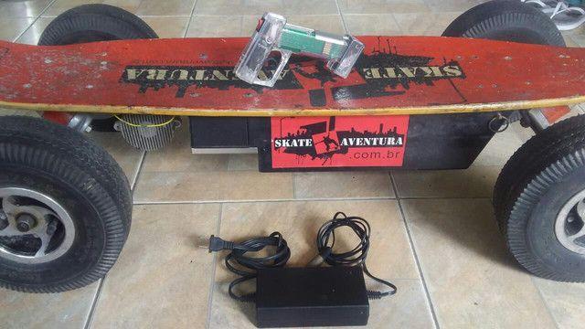 Skate elétrico  - Foto 3