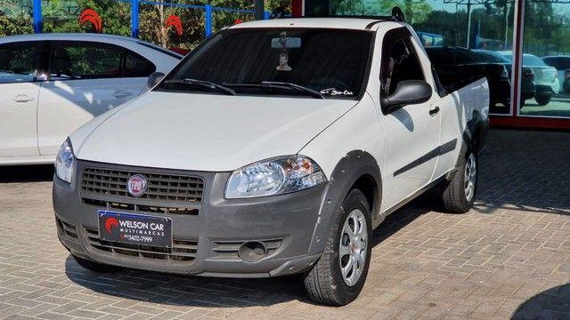 Strada working 1.4 Financia 100% R$ 989,54 - Foto 2