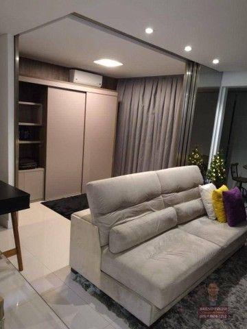 Apartamento no Mareés Residence Meireles com 2 dormitórios à venda, 73 m² por R$ 650.000 - - Foto 17