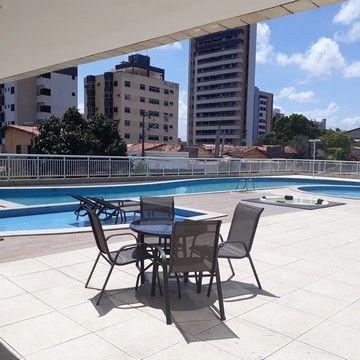 Ótimo apartamento no bairro de fátima, com 3 quartos sendo 2 suítes, armarios, blindex nos - Foto 5