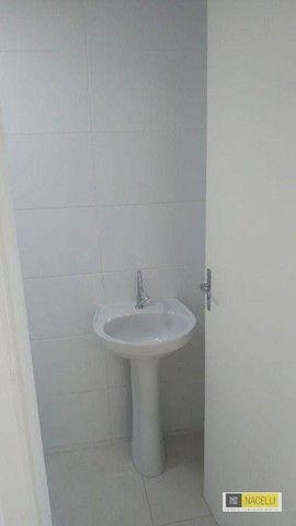 Apartamento com 2 dormitórios para alugar por R$ 750,00/mês - Agua Limpa - Volta Redonda/R - Foto 9