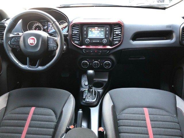 Fiat Toro 2019 1.8 16v Freedom Flex 4x2 Aut. 4p Impecável - Foto 12