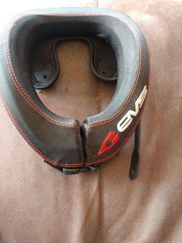Protetor de pescoço Eva R3 - Foto 2