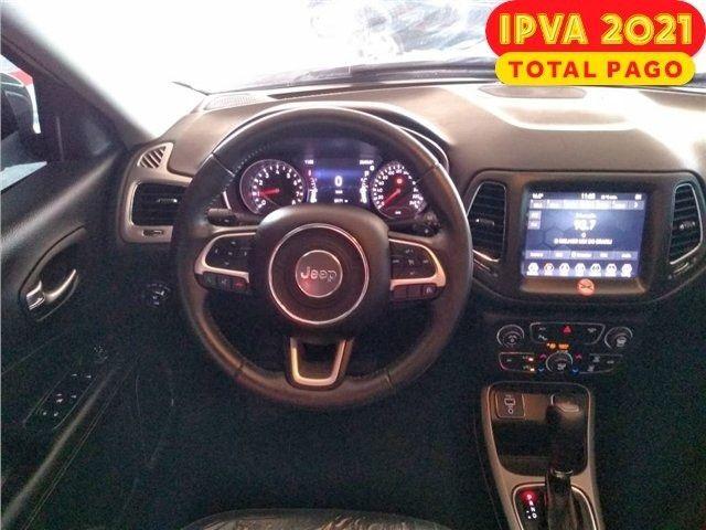 Jeep Compass 2.0 16v Flex Longitude Automático 2019/2020 - Foto 7