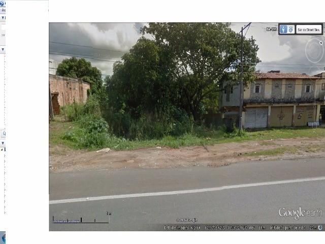 Terreno para alugar em Vila de abrantes, Camaçari cod:TE00015 - Foto 2