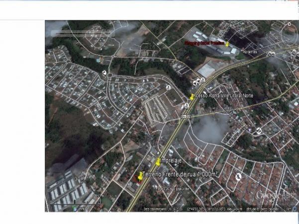 Terreno para alugar em Vila de abrantes, Camaçari cod:TE00015