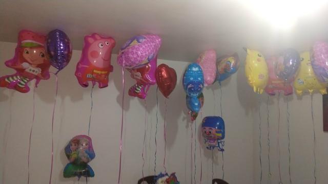 Balões para sua festa
