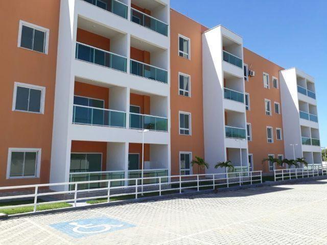Apartamento de 2 Quartos com suite no Eusébio