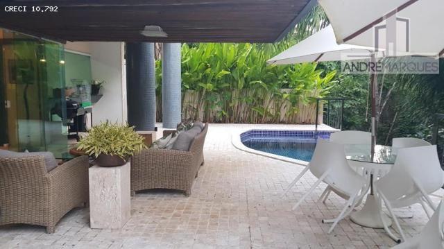 Casa em condomínio para venda em salvador, alphaville i, 4 dormitórios, 4 suítes, 2 banhei - Foto 2