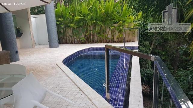 Casa em condomínio para venda em salvador, alphaville i, 4 dormitórios, 4 suítes, 2 banhei - Foto 3