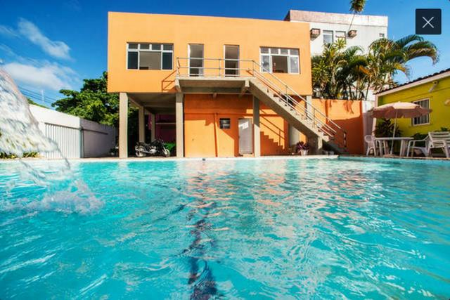 Mini estúdios e suítes mobiliadas individual em boa viagem c/ piscina - Foto 2