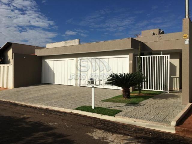 Casa à venda com 4 dormitórios em Jardim sao marcos i, Jaboticabal cod:V137 - Foto 2